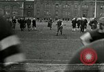 Image of US Navy football players North Chicago Illinois USA, 1916, second 10 stock footage video 65675077366