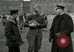 Image of US Navy football players North Chicago Illinois USA, 1916, second 12 stock footage video 65675077366