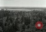 Image of Tree and stump clearing United States USA, 1921, second 5 stock footage video 65675077367