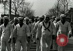 Image of US Navy sailors work during training North Chicago Illinois USA, 1917, second 10 stock footage video 65675077369
