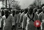 Image of US Navy sailors work during training North Chicago Illinois USA, 1917, second 11 stock footage video 65675077369