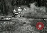 Image of Revolutionary reenactor drummers and fife player United States USA, 1916, second 9 stock footage video 65675077372