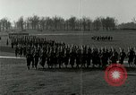 Image of American soldiers United States USA, 1917, second 7 stock footage video 65675077375