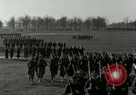 Image of American soldiers United States USA, 1917, second 12 stock footage video 65675077375