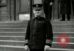 Image of Navy Captain W A Moffett Great Lakes Illinois USA, 1917, second 8 stock footage video 65675077377
