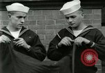 Image of American sailors Great Lakes Illinois USA, 1917, second 3 stock footage video 65675077381