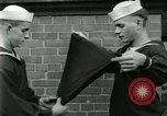 Image of American sailors Great Lakes Illinois USA, 1917, second 5 stock footage video 65675077381