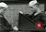 Image of American sailors Great Lakes Illinois USA, 1917, second 8 stock footage video 65675077381