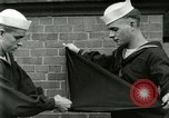 Image of American sailors Great Lakes Illinois USA, 1917, second 9 stock footage video 65675077381