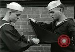 Image of American sailors Great Lakes Illinois USA, 1917, second 11 stock footage video 65675077381