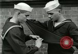 Image of American sailors Great Lakes Illinois USA, 1917, second 12 stock footage video 65675077381