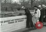 Image of Food and mess operation at Naval Station Great Lakes World War I Great Lakes Illinois USA, 1917, second 3 stock footage video 65675077385