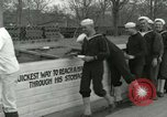 Image of Food and mess operation at Naval Station Great Lakes World War I Great Lakes Illinois USA, 1917, second 9 stock footage video 65675077385