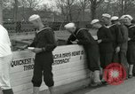 Image of Food and mess operation at Naval Station Great Lakes World War I Great Lakes Illinois USA, 1917, second 10 stock footage video 65675077385