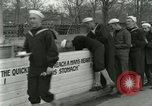 Image of Food and mess operation at Naval Station Great Lakes World War I Great Lakes Illinois USA, 1917, second 12 stock footage video 65675077385