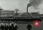 Image of US Navy drills and training on parade field Great Lakes Illinois USA, 1917, second 3 stock footage video 65675077389