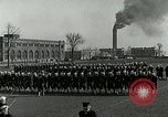 Image of US Navy drills and training on parade field Great Lakes Illinois USA, 1917, second 5 stock footage video 65675077389