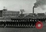 Image of US Navy drills and training on parade field Great Lakes Illinois USA, 1917, second 7 stock footage video 65675077389