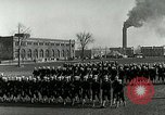 Image of US Navy drills and training on parade field Great Lakes Illinois USA, 1917, second 9 stock footage video 65675077389