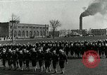 Image of US Navy drills and training on parade field Great Lakes Illinois USA, 1917, second 10 stock footage video 65675077389