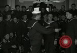 Image of US Navy sailor hypnotizes fellow sailors Great Lakes Illinois USA, 1917, second 9 stock footage video 65675077392