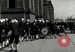 Image of US Navy weapons training World War I Great Lakes Illinois USA, 1917, second 6 stock footage video 65675077393