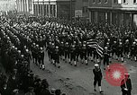 Image of Sousa's Great Lakes Naval Training  Station band United States USA, 1917, second 9 stock footage video 65675077394