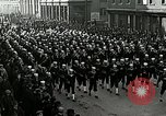 Image of Sousa's Great Lakes Naval Training  Station band United States USA, 1917, second 11 stock footage video 65675077394