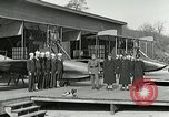 Image of US Navy seaplane aircraft training World War I Great Lakes Illinois USA, 1917, second 11 stock footage video 65675077395