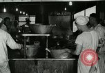 Image of kitchen operation at Naval Station Great Lakes Great Lakes Illinois USA, 1917, second 3 stock footage video 65675077399