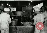 Image of kitchen operation at Naval Station Great Lakes Great Lakes Illinois USA, 1917, second 4 stock footage video 65675077399