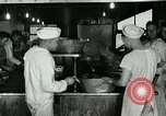 Image of kitchen operation at Naval Station Great Lakes Great Lakes Illinois USA, 1917, second 5 stock footage video 65675077399