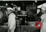 Image of kitchen operation at Naval Station Great Lakes Great Lakes Illinois USA, 1917, second 7 stock footage video 65675077399