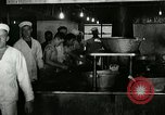 Image of kitchen operation at Naval Station Great Lakes Great Lakes Illinois USA, 1917, second 11 stock footage video 65675077399