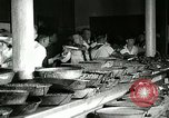 Image of kitchen operation at Naval Station Great Lakes Great Lakes Illinois USA, 1917, second 12 stock footage video 65675077399
