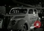 Image of Ford car United States USA, 1937, second 3 stock footage video 65675077408