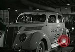 Image of Ford car United States USA, 1937, second 4 stock footage video 65675077408