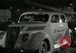 Image of Ford car United States USA, 1937, second 6 stock footage video 65675077408