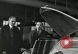 Image of twenty-five millionth Ford car United States USA, 1936, second 2 stock footage video 65675077409