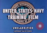 Image of American Seabees United States USA, 1945, second 7 stock footage video 65675077410
