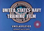 Image of American Seabees United States USA, 1945, second 8 stock footage video 65675077410