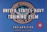 Image of American Seabees United States USA, 1945, second 9 stock footage video 65675077410