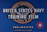 Image of American Seabees United States USA, 1945, second 10 stock footage video 65675077410