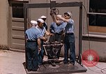 Image of American Seabees United States USA, 1945, second 5 stock footage video 65675077411