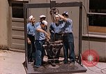 Image of American Seabees United States USA, 1945, second 11 stock footage video 65675077411