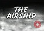 Image of American airship United States USA, 1950, second 10 stock footage video 65675077413