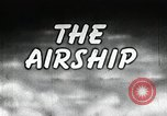 Image of American airship United States USA, 1950, second 11 stock footage video 65675077413