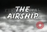 Image of American airship United States USA, 1950, second 12 stock footage video 65675077413