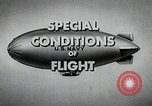 Image of airship United States USA, 1950, second 6 stock footage video 65675077418