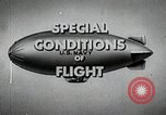 Image of airship United States USA, 1950, second 7 stock footage video 65675077418